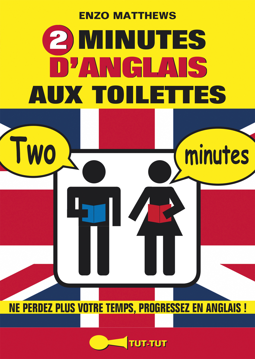 Enzo Matthews 2 minutes d'anglais aux toilettes
