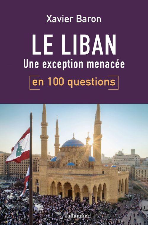 Le Liban en 100 questions