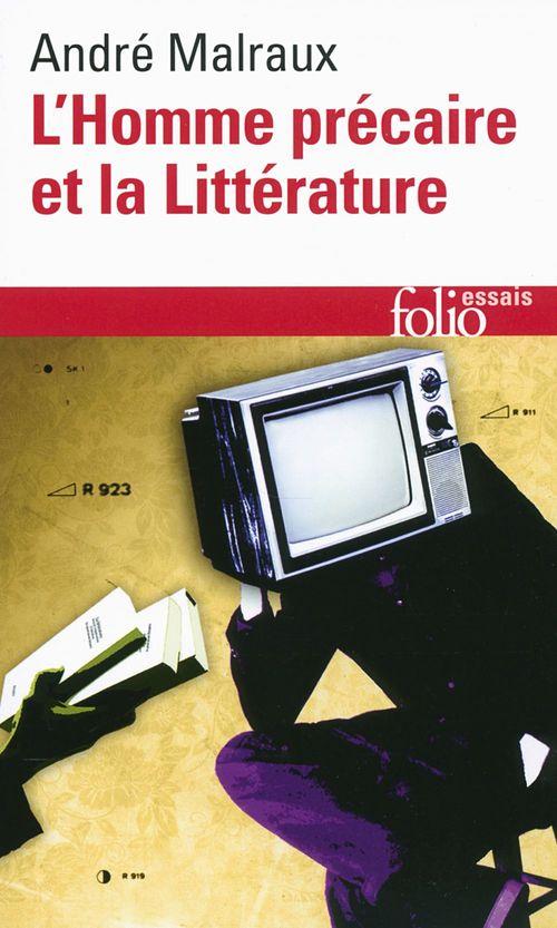 L'homme précaire et la littérature
