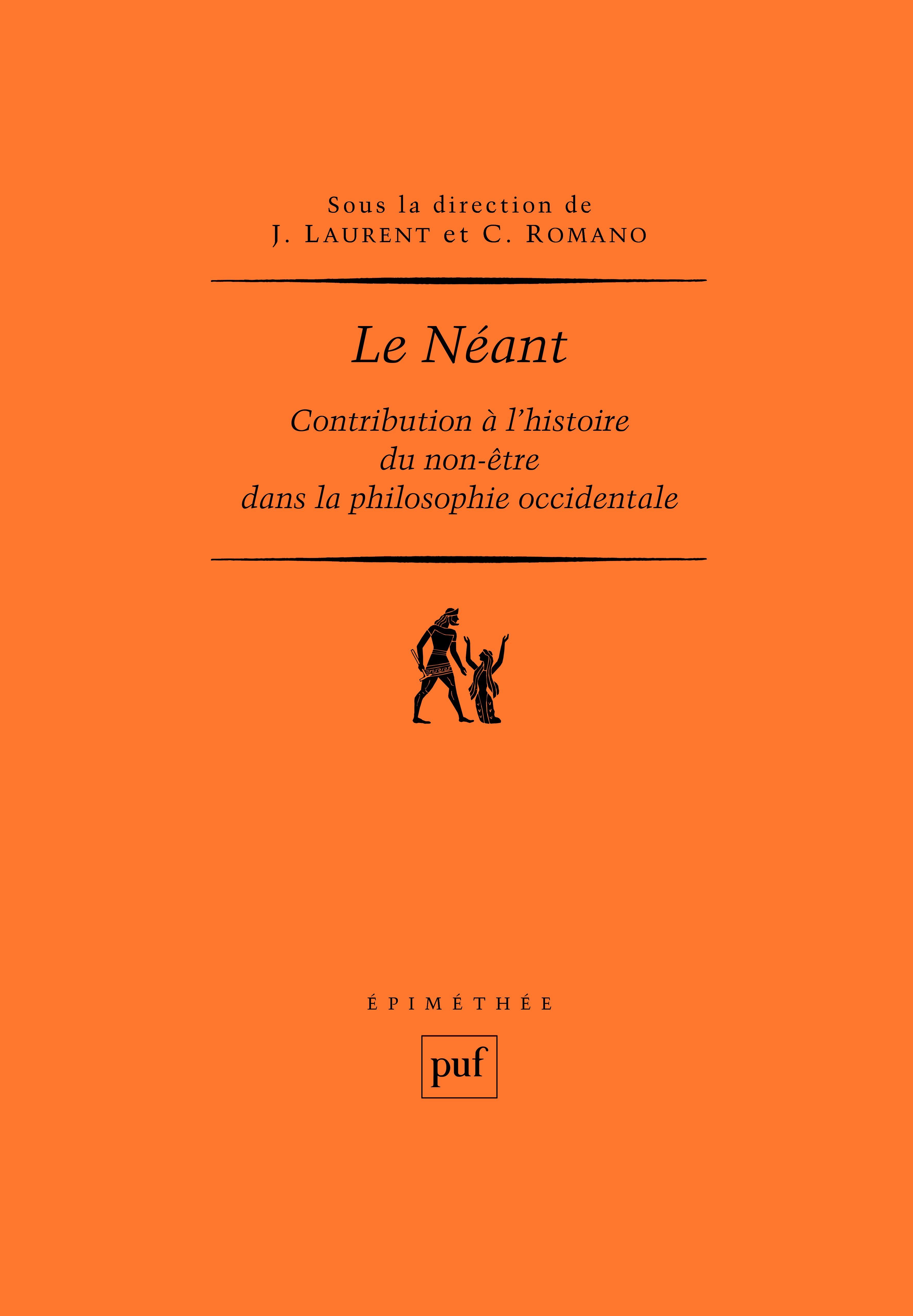Claude Romano Le Néant