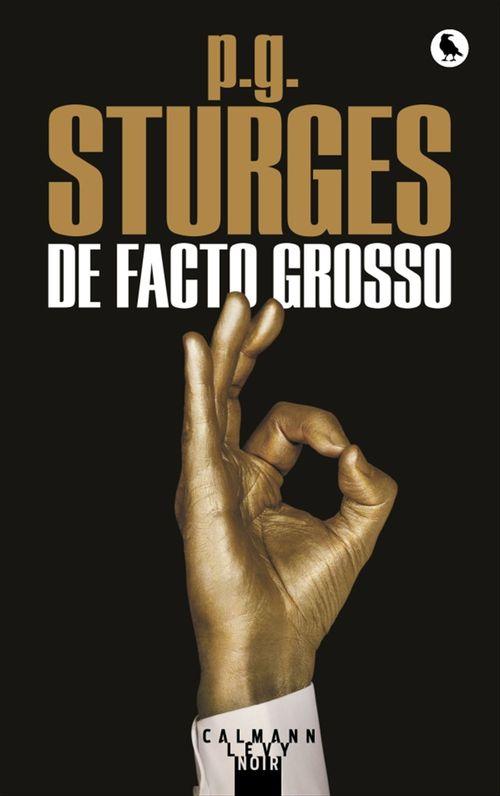 P.G. Sturges De facto grosso