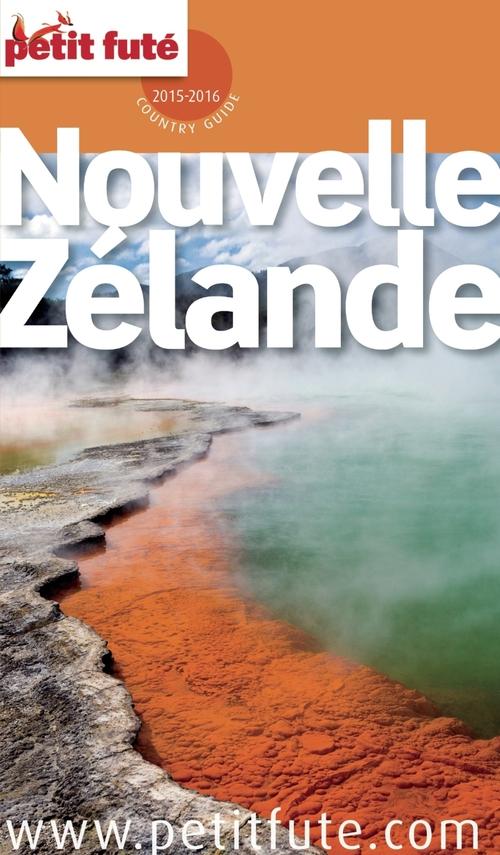 Collectif Nouvelle-Zélande 2015-2016 Petit Futé (avec cartes, photos + avis des lecteurs)
