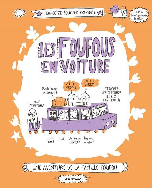 Les Foufous (Tome 2) - Les Foufous en voiture