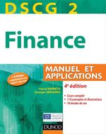 DSCG 2 - Finance - 4e �dition