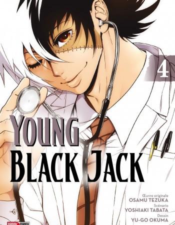 Osamu Tezuka Young Black Jack - Tome 4 - Young Black Jack T04