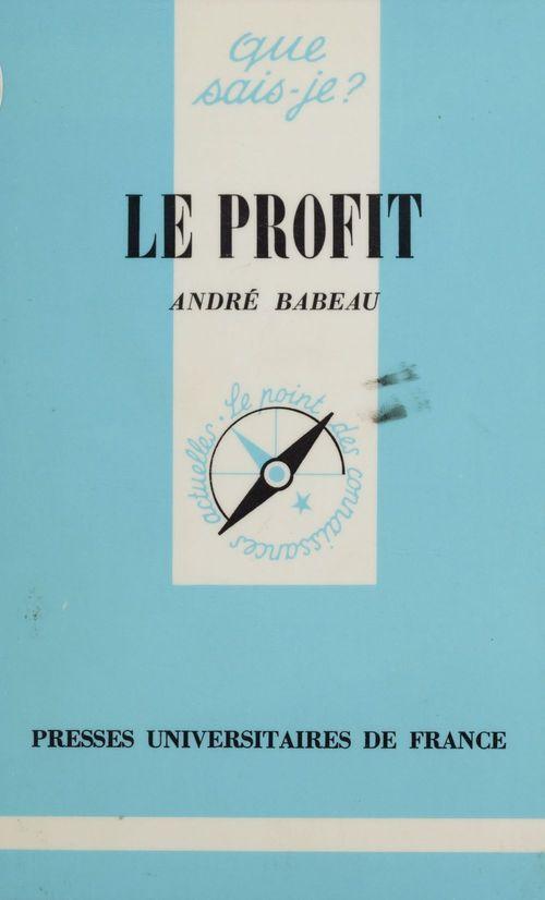 Le Profit