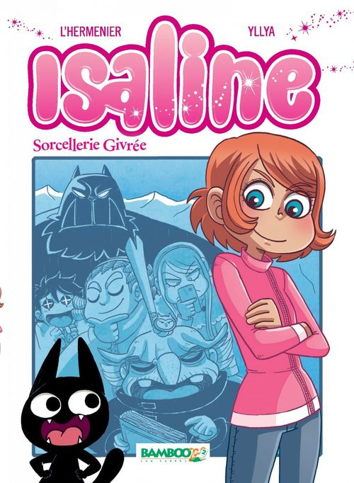 L'hermenier Isaline (Version manga) - Tome 2 - Sorcellerie givrée