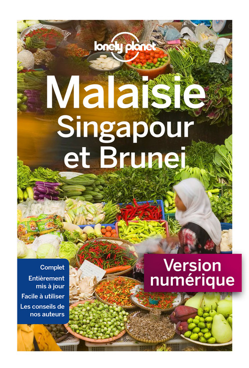 LONELY PLANET Malaisie, Singapour et Brunei - 8ed
