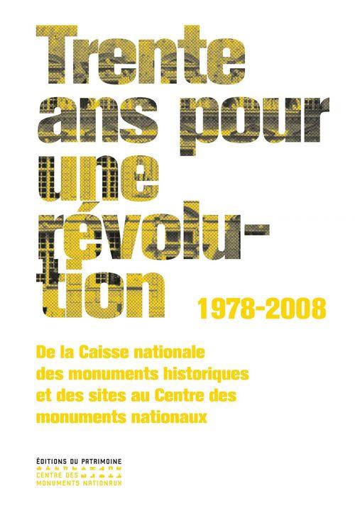 Jean-paul Ciret Trente ans pour une révolution 1978-2008