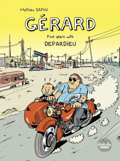 Gérard - Five Years with Depardieu