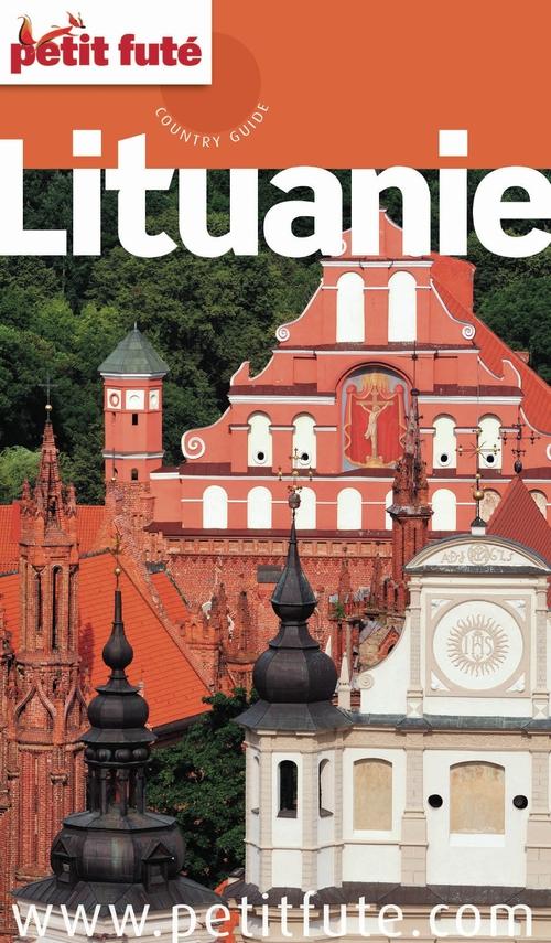 Collectif Petit Fute Lituanie (édition 2014)