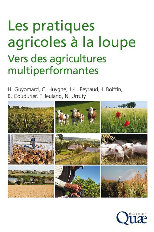 Jean Boiffin Les pratiques agricoles à la loupe