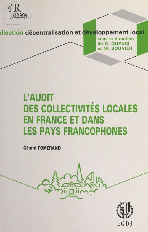L'Audit des collectivités locales en France et dans les pays francophones