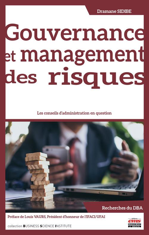 Dramane Sidibe Gouvernance et management des risques
