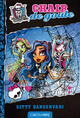 Monster high t.3 ; chair de goule