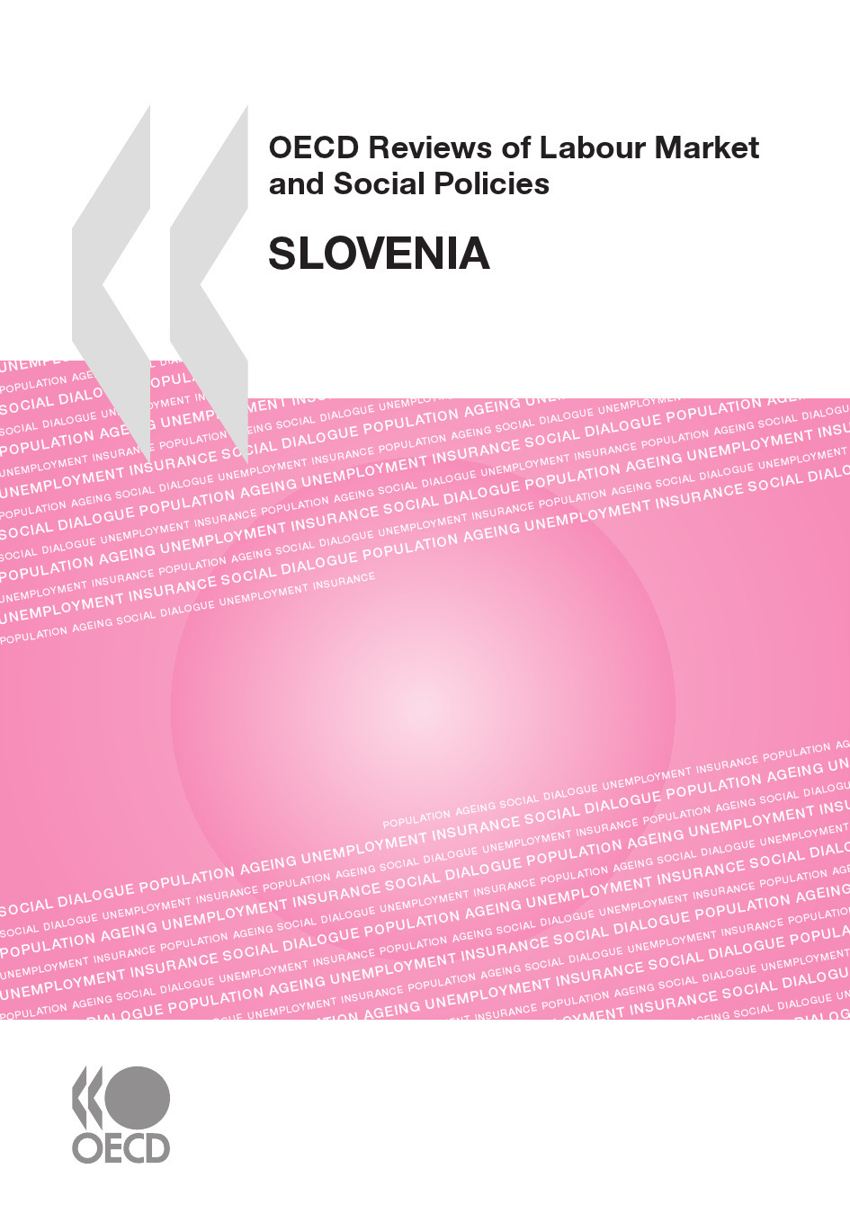 Collective OECD Reviews of Labour Market and Social Policies: Slovenia 2009