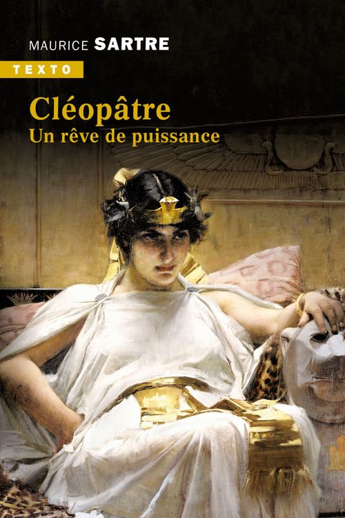 Maurice Sartre Cléopâtre