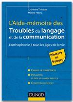 L'Aide-mémoire des troubles du langage et de la communication