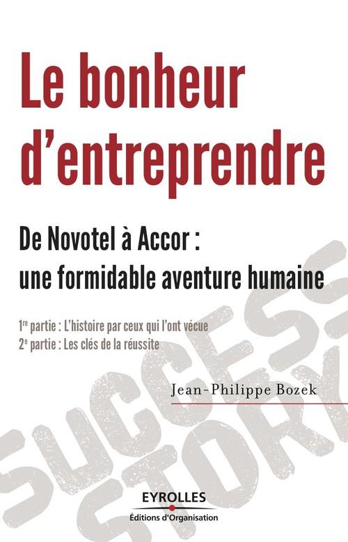 Jean-Philippe Bozek Le bonheur d'entreprendre