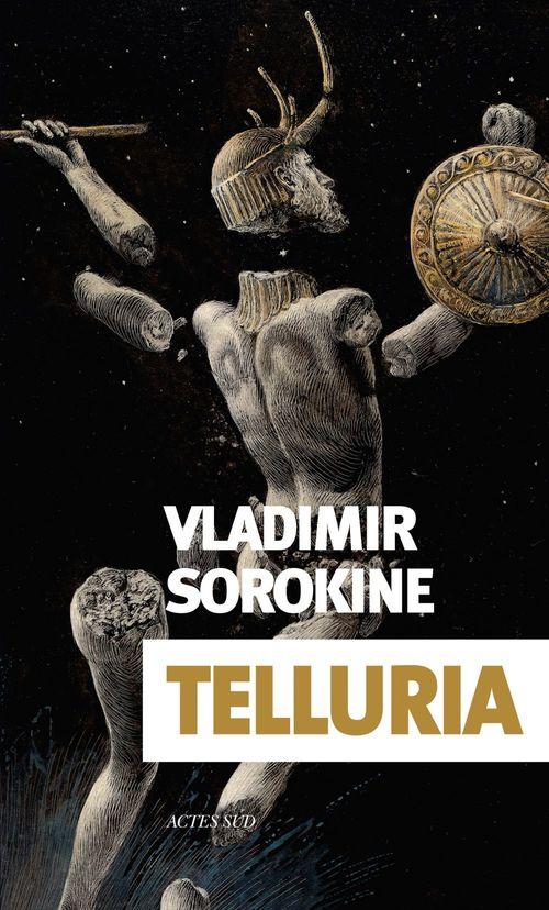 Vladimir Sorokine Telluria