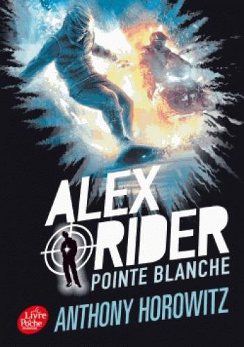 Alex Rider T.2 ; pointe blanche