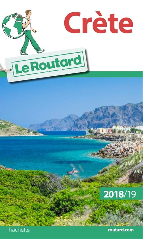 Guide du Routard Crète 2018/19