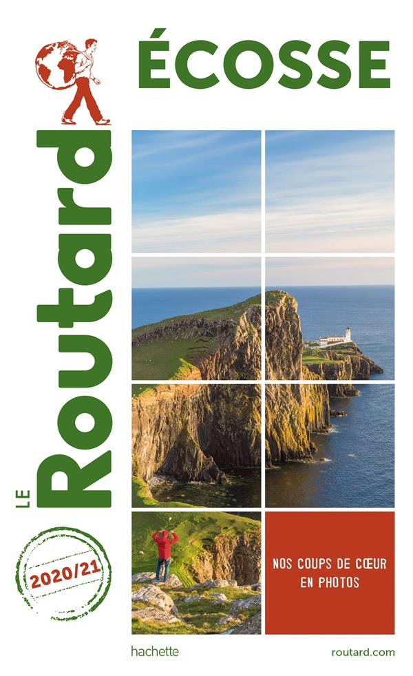 Guide du Routard ; Ecosse (édition 2020/2021)