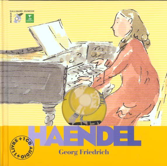 Georg Friedrich Haendel  (Liv-Cd)