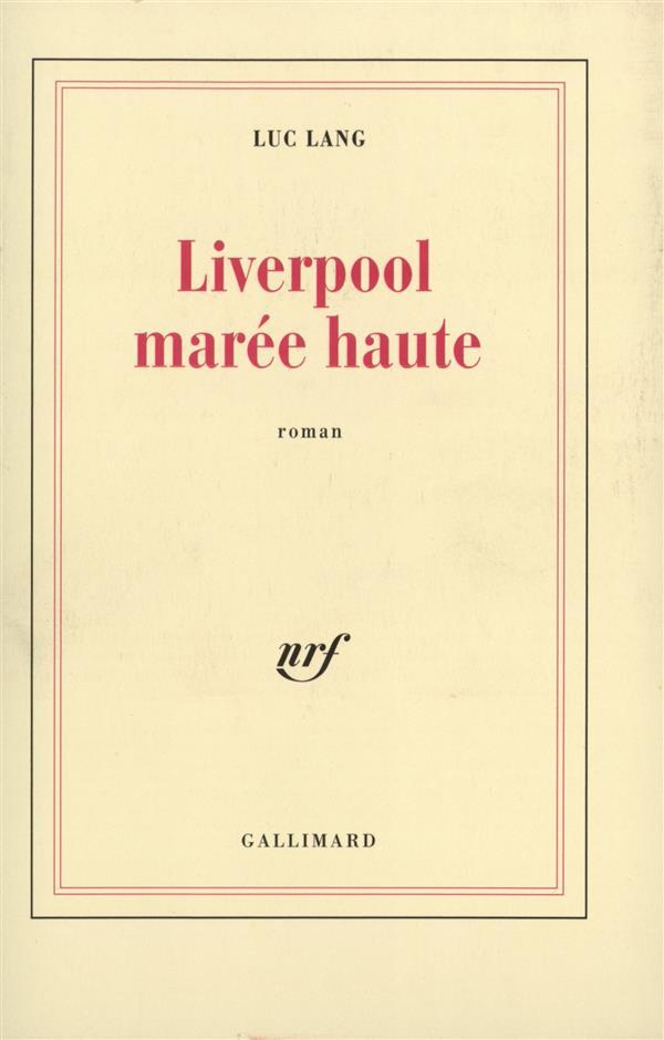 Liverpool maree haute