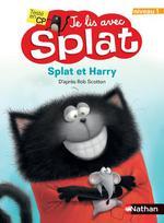 Je lis avec Splat ; Splat et Harry : niveau 1