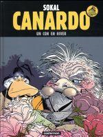 Couverture de Canardo - T25 - Un Con En Hiver