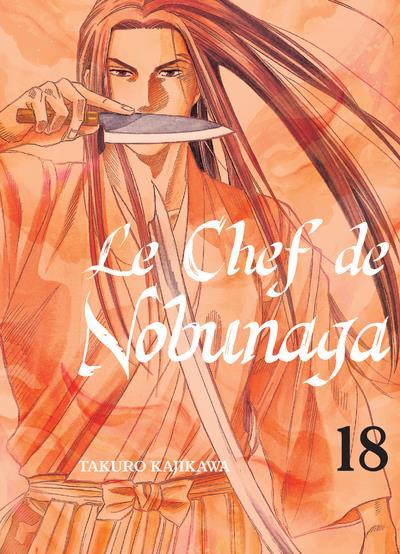 Le chef de Nobunaga T.18