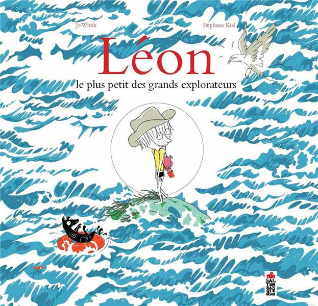 Léon, le plus petit des grands explorateurs