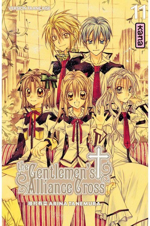 The gentlemen's alliance cross t.11
