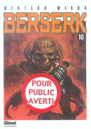 Berserk T.10