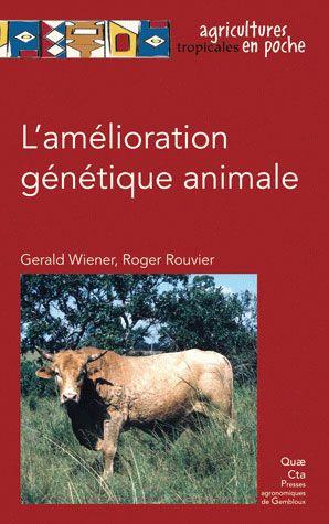 Amelioration Genetique Animale