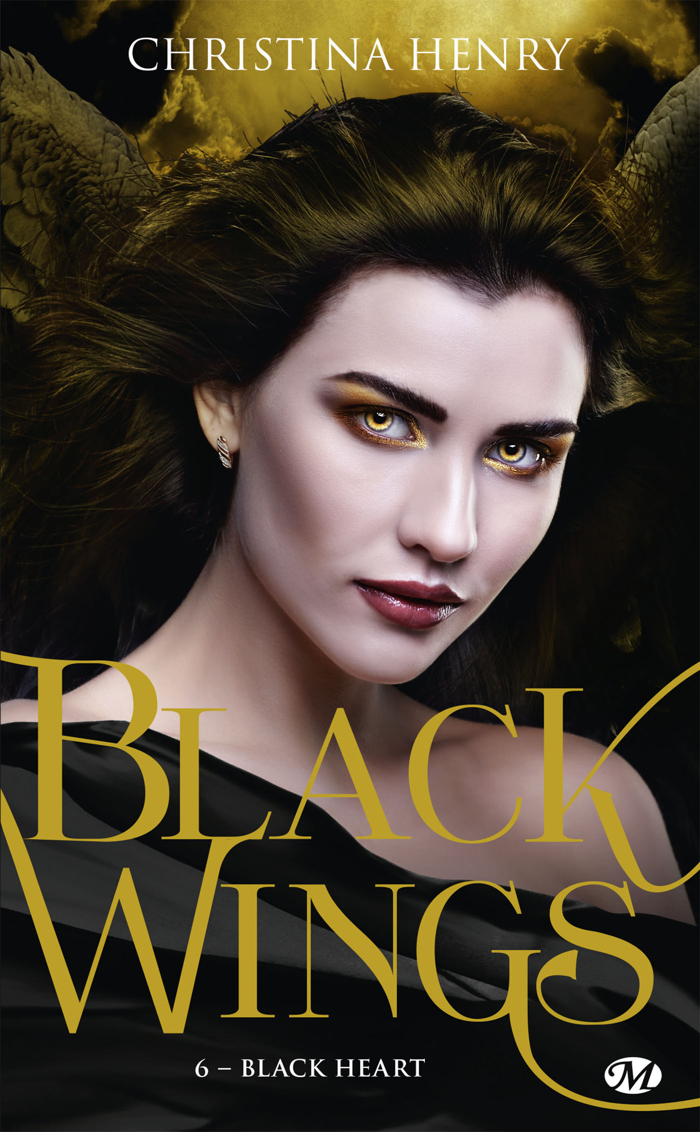 Black wings T.6 ; black heart