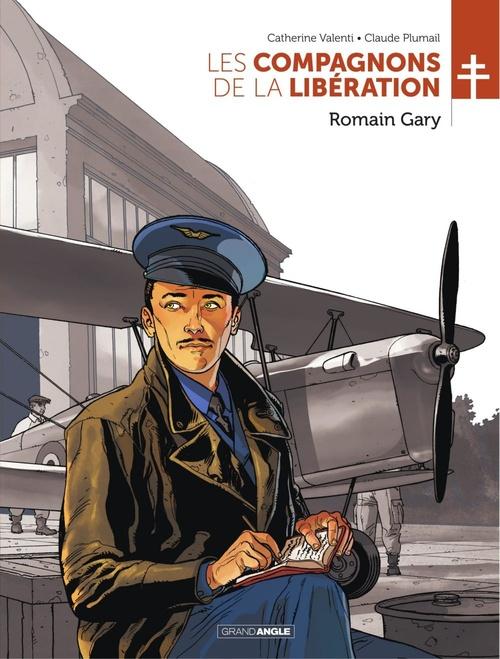 les compagnons de la Libération t.5 ; Romain Gary