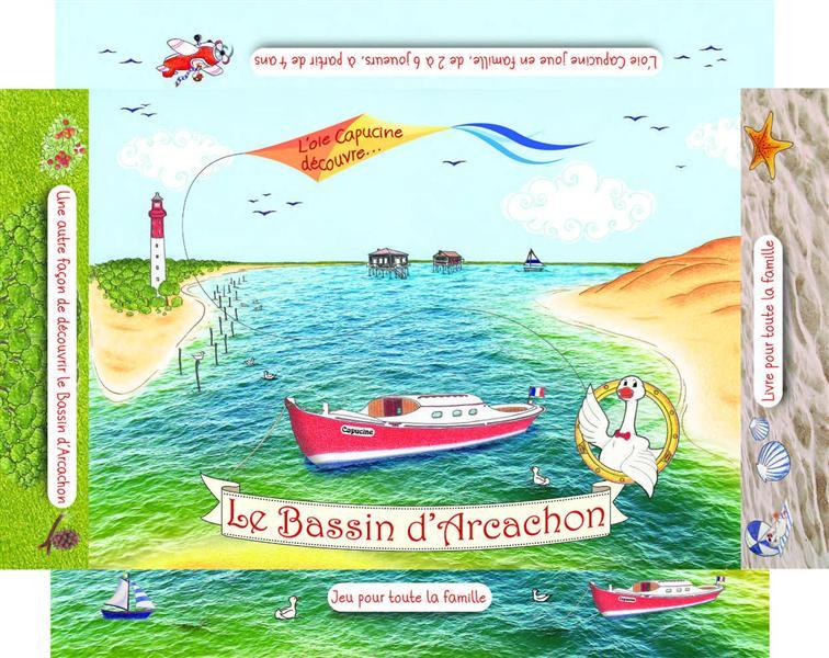 Le Bassin D Arcachon Coffret Charles Daney Melissa Charrier