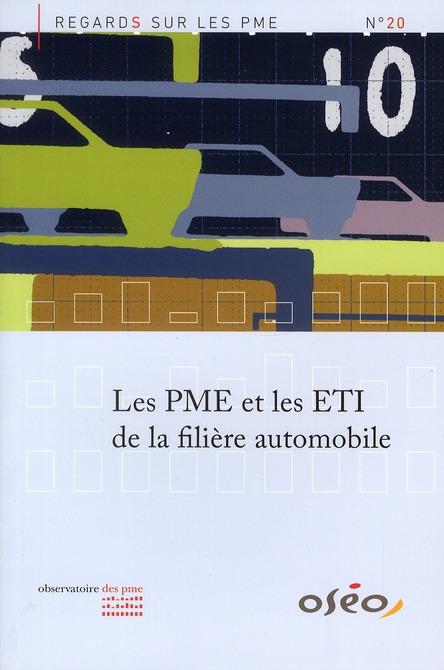Les pme et les eti de la filiere automobile n 20