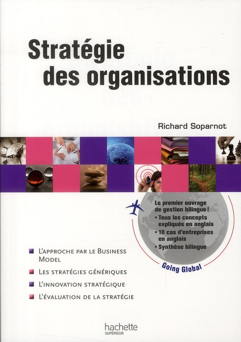 Hu Gestion; Strategie Des Organisations