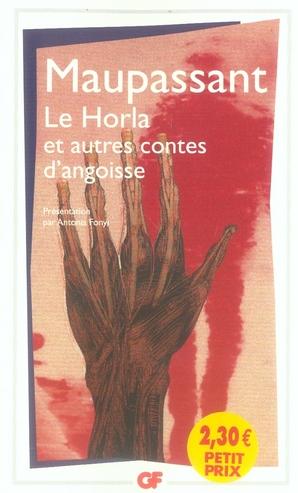 Le Horla Et Autres Contes D'Angoisse