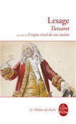 Turcaret précédé de Crispin rival de son maître  - Alain-René Lesage