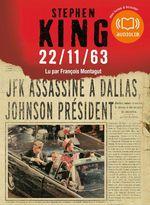 Vente AudioBook : 22/11/1963  - Stephen King