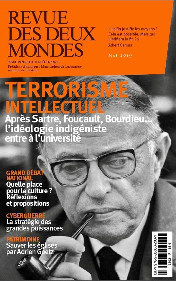 Revue des deux mondes ; terrorisme intellectuel (edition 2019)