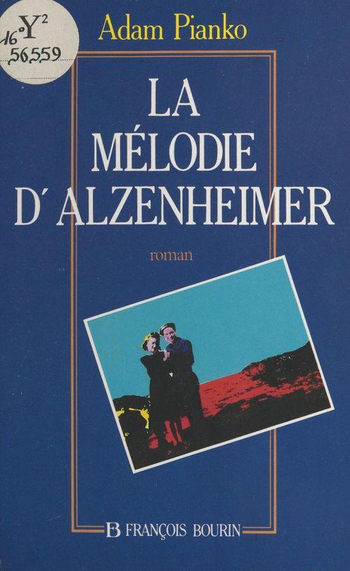 La melodie d'alznheimer