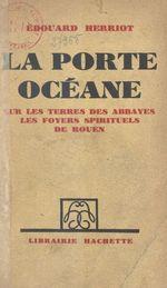 La porte océane  - Edouard Herriot