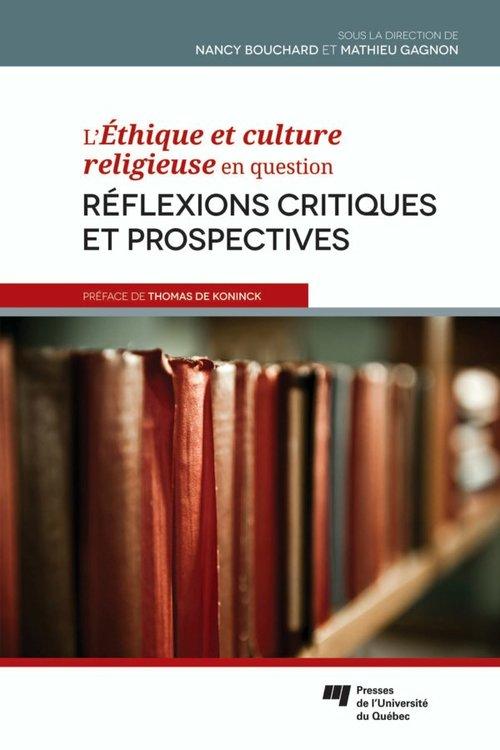 L'Éthique et culture religieuse en question