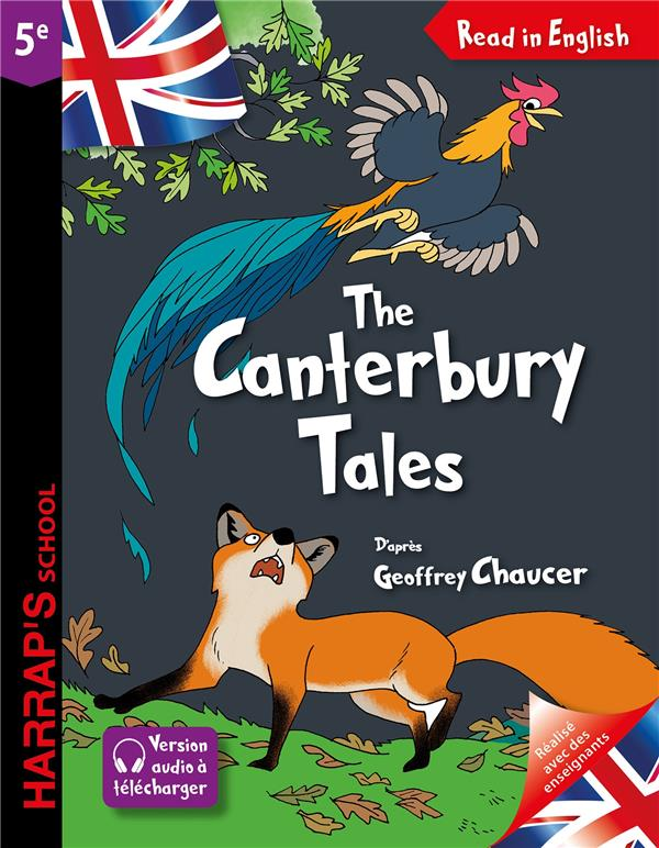 The canterbury tales ; 5e