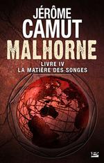 Vente EBooks : La Matière des songes  - Jérôme Camut